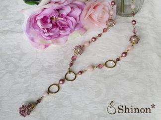 Shinon* しずくのネックレス