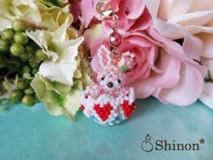ラブリーかおり&Shinon*コラボ作品 Sweet garden*ラビ(ハート)