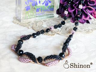 Shinon* リュバンのネックレス